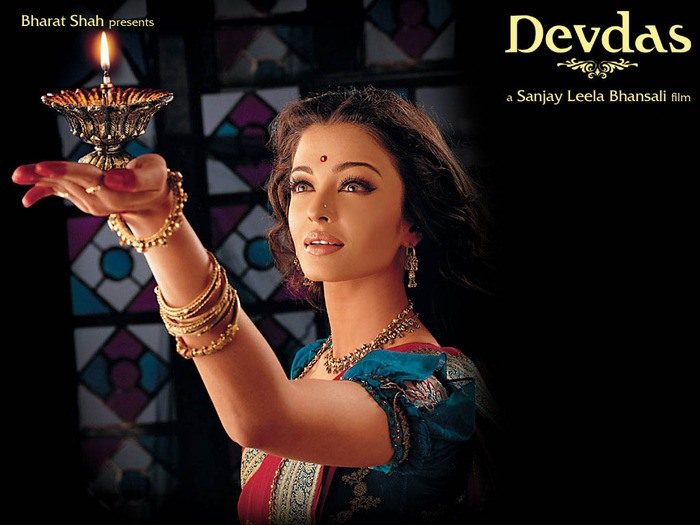 Aishwarya Rai in in the film Devdas (2002). pics