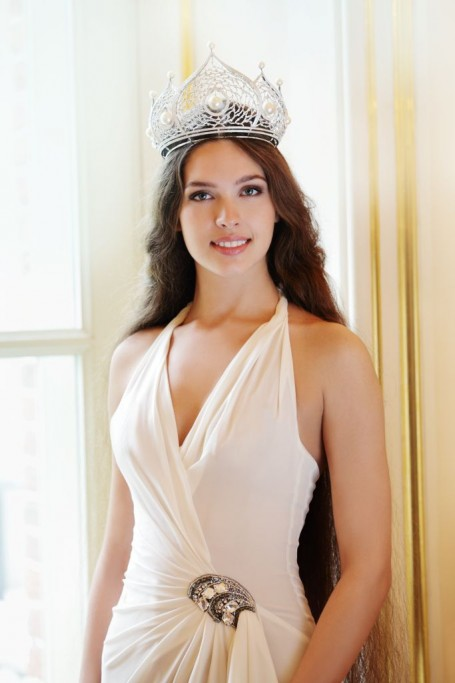 Elizaveta Golovanova, Miss Russia World 2012. photo gallery