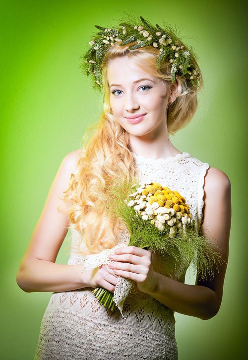 Evgeniya Klishina - Miss Kazakhstan World 2012. Photo