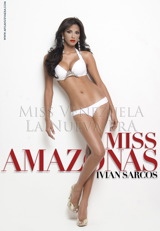hot pics of Ivian Sarcos (Venezuela) - Miss World 2011