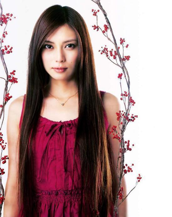 Япония девушки Коу Shibasaki / æŸå'2'3ã ã'¦