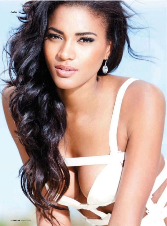 Leila Lopes Miss Universe Miss Angola 2011. hot photos