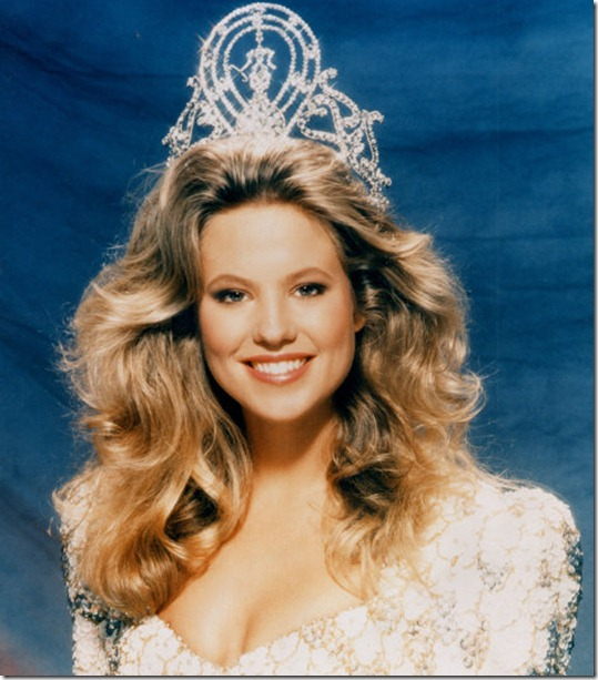 Angela Visser (Netherlands) - Miss Universe 1989. Photo