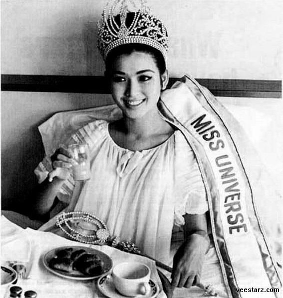 Apasra Hongsakula (Thailand) - Miss Universe 1965. Photo