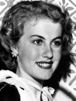 Armi Kuusela (Finland) - Miss Universe 1952. Photo