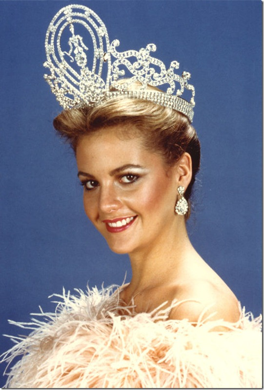 Irene Sáez (Venezuela) - Miss Universe 1981. Photo