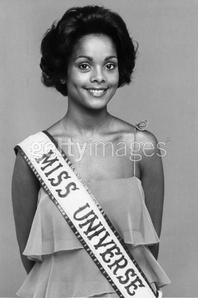 Janelle Commissiong (Trinidad and Tobago) - Miss Universe 1977. Photo
