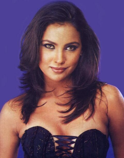 Lara Dutta (India) - Miss Universe 2000. Photo