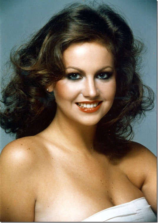 Margaret Gardiner (South Africa) - Miss Universe 1978. Photo