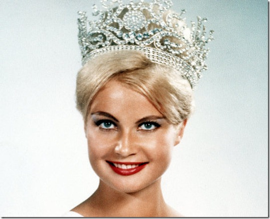 Marlene Schmidt (Germany) - Miss Universe 1961. Photo