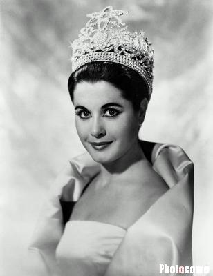 Norma Nolan (Argentina) - Miss Universe 1962. Photo
