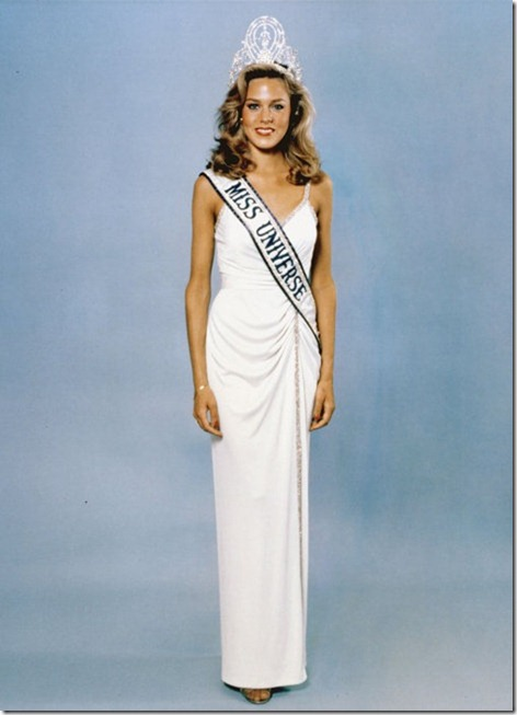 Shawn Weatherly (USA) - Miss Universe 1980. Photo