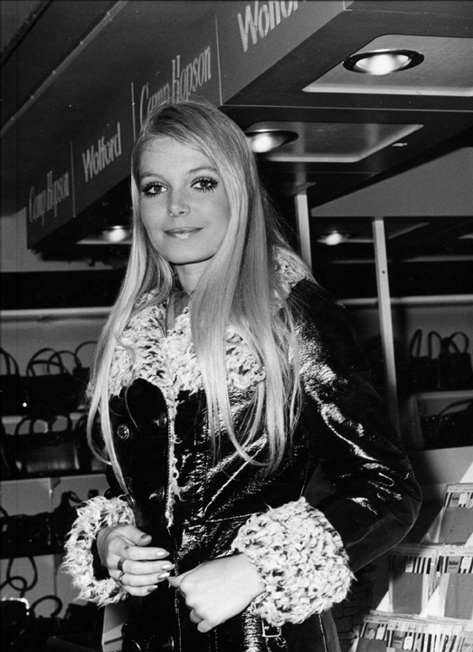 Eva Rueber-Staier (Austria) Miss World 1969 Photo
