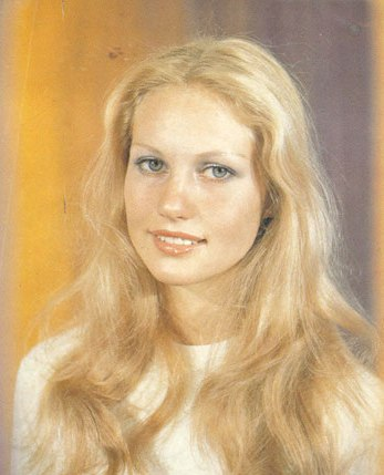 Anneline Kriel (South Africa) Miss World 1974 Photo
