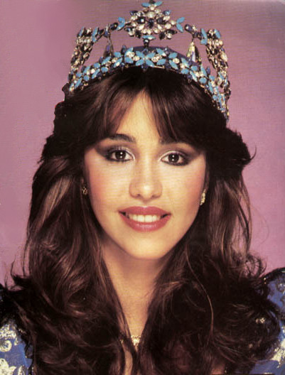 Mariasela Álvarez (Dominican Republic) - Miss World 1982 Photo