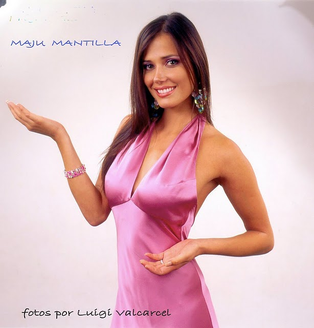 María Julia Mantilla (Peru) Miss World 2004 Photo