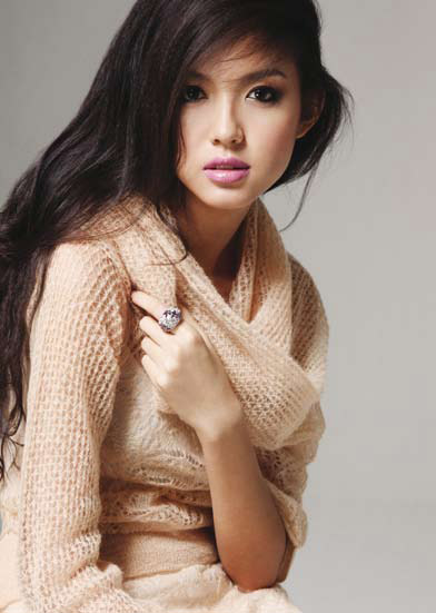 Zhang Zilin (China), Miss World 2007. pics / 张梓琳 / 張梓琳