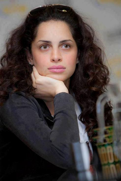 Amal Maher without makeup