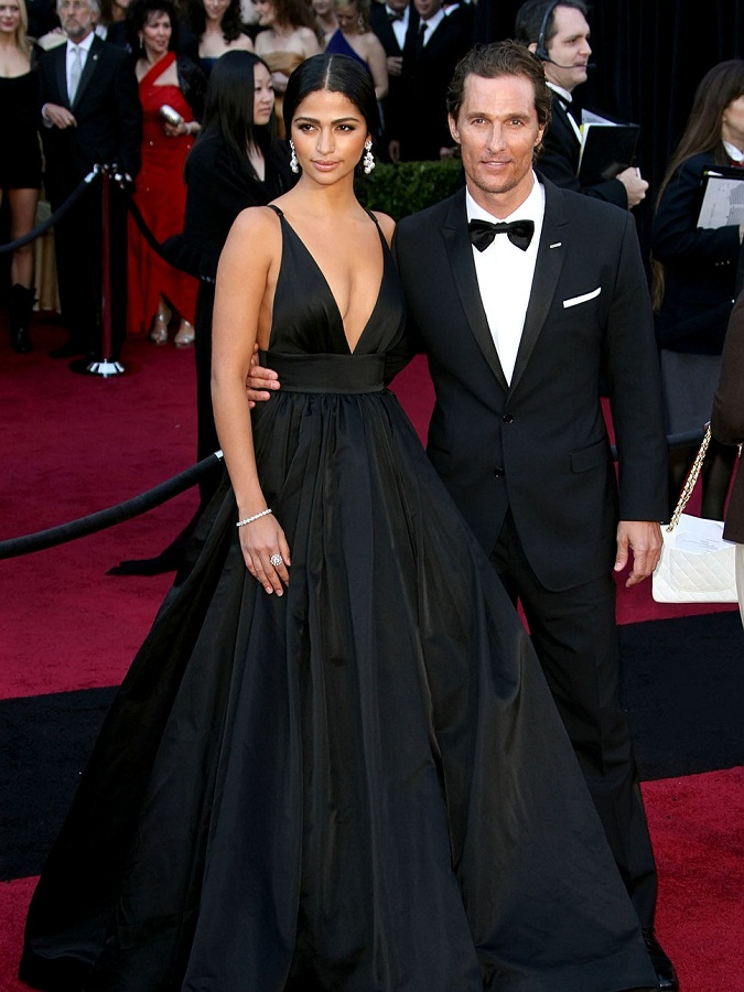 Camila Alves Matthew McConaughey photo