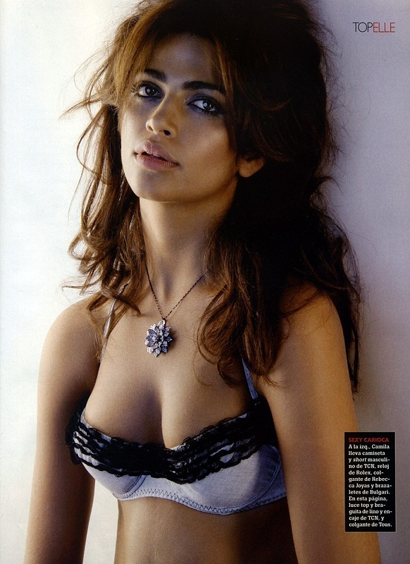Camila Alves hot photo