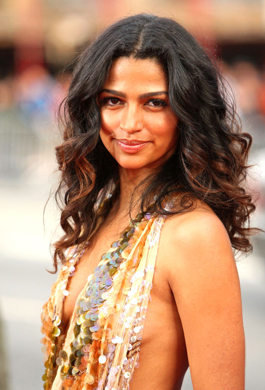 Camila Alves hair photo