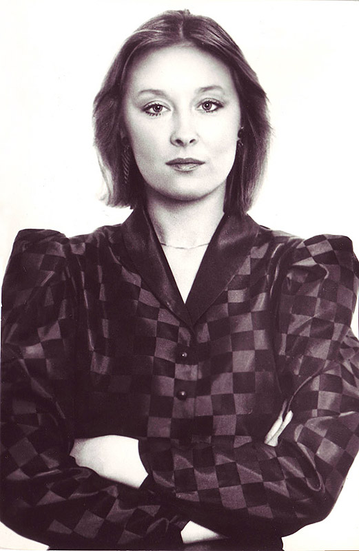 Larisa Udovichenko Soviet and Russian actress photo