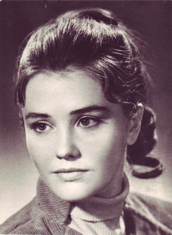 Zhanna Prokhorenko Soviet and Russian actress