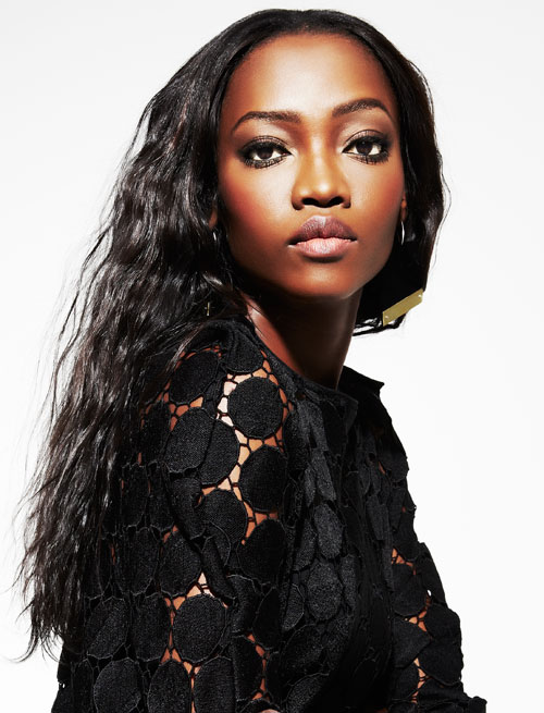 the most beautiful Nigerian girl Oluchi Onweagba-Orlandi. picture