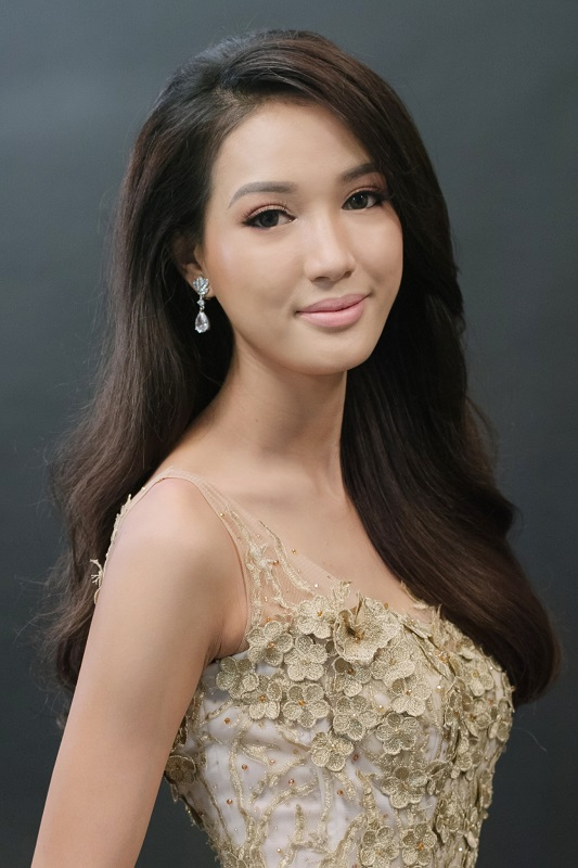beautiful Lao girl Tonkham Phonchanhueang