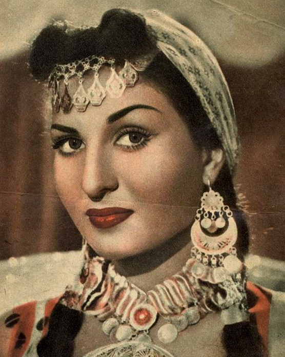 Naima Akef / نعيمة عاكف‎ Egyptian belly dancer and actress. photo