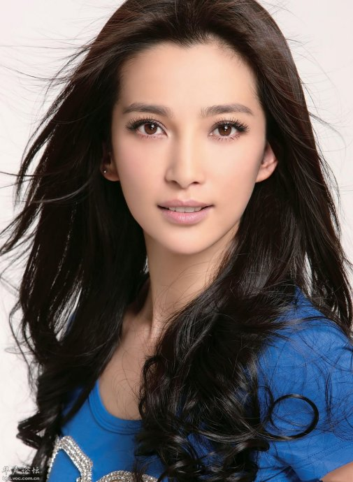 Li Bingbing / 李冰冰 Most Beautiful Chinese Girl. Photo