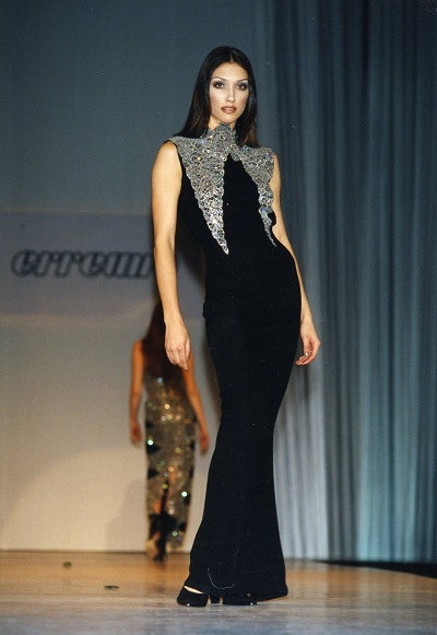 Ilmira Shamsutdinova Miss Soviet Union / USSR 1991. Photo