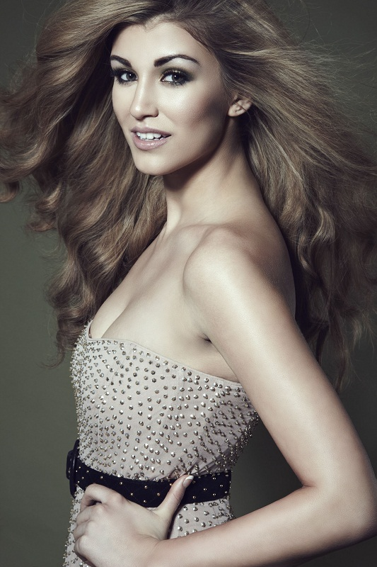 Amy Willerton Miss Universe Great Britain 2013 pic