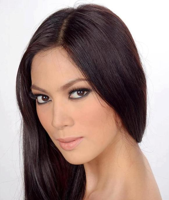 Ariella Hernandez Arida Miss Philippines Universe 2013. photo