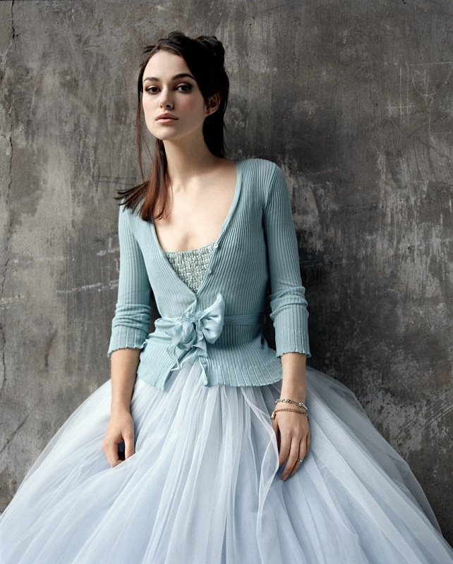 Most Beautiful English Woman Keira Knightley photo