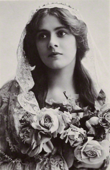 Lily Brayton, actress. photo