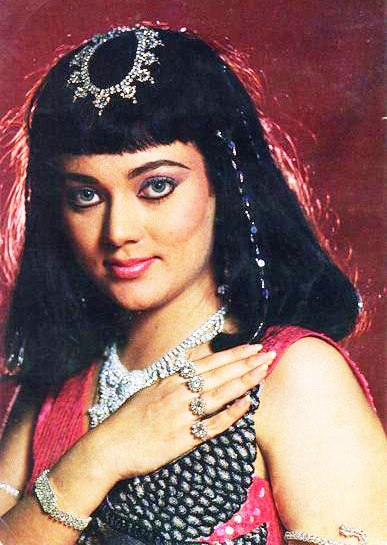 Bollywood Actress Mandakini picture