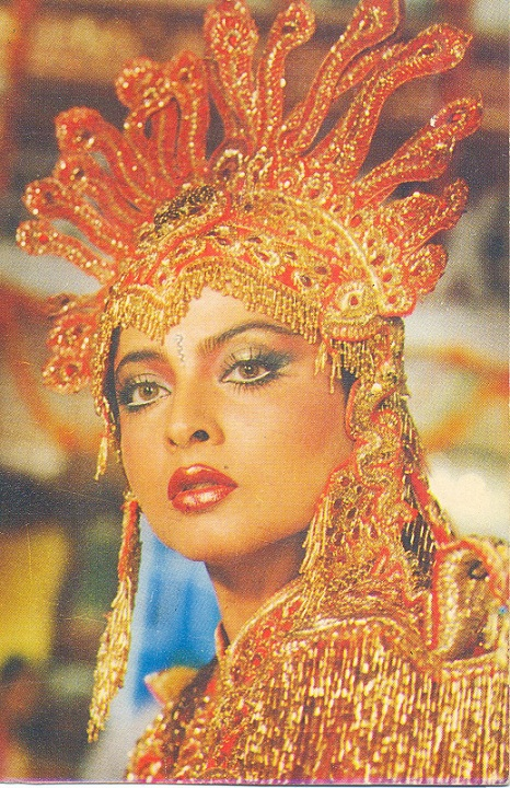 indian actress Rekha