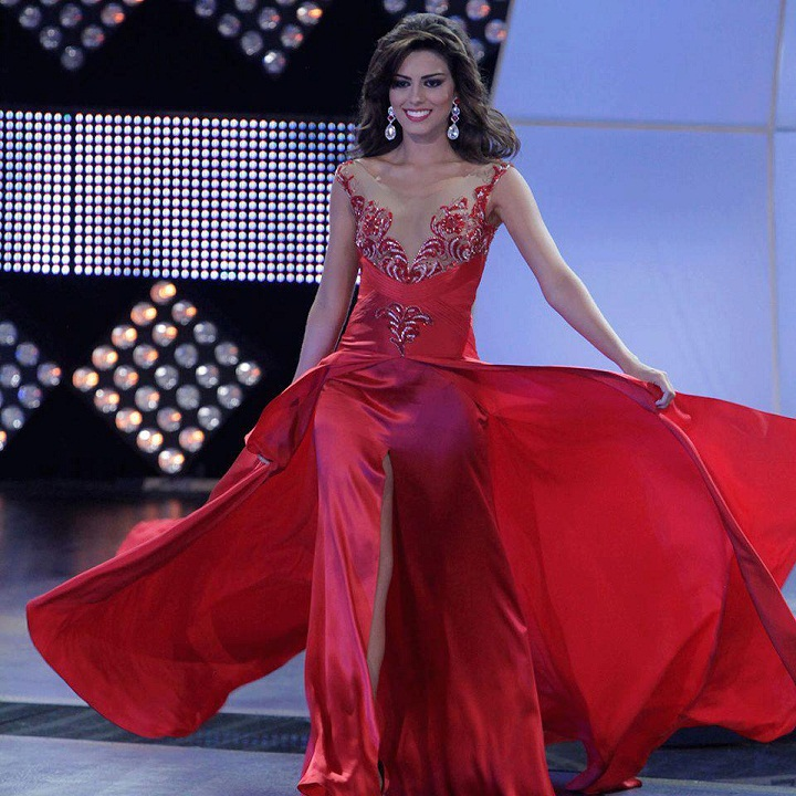 Lucia Aldana Miss Colombia Universe 2013 photo