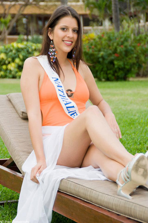 Nathalie Lesage Miss Mauritius World 2013 photo