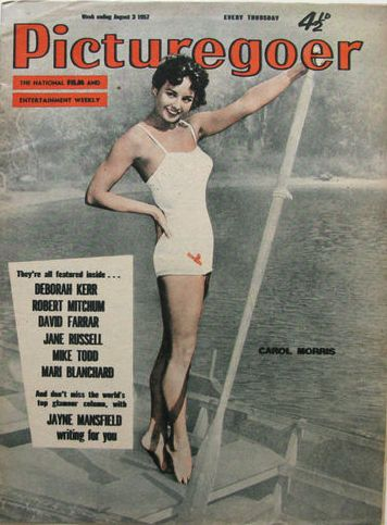 Carol Morris Miss USA 1956 picture