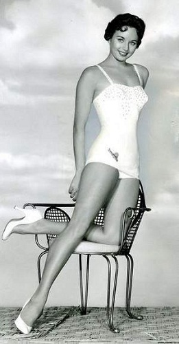 Carol Morris (USA) Miss Universe 1956 photo