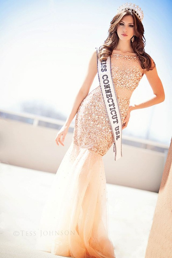 Erin Brady (Connecticut) Miss USA 2013 winner photo gallery