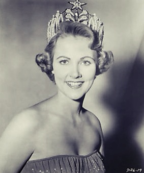 Miriam Jacqueline Stevenson Miss South Carolina USA 1954 photo