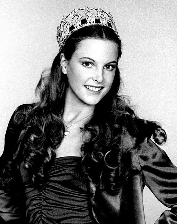 Mary Therese Friel (New York) Miss USA 1979