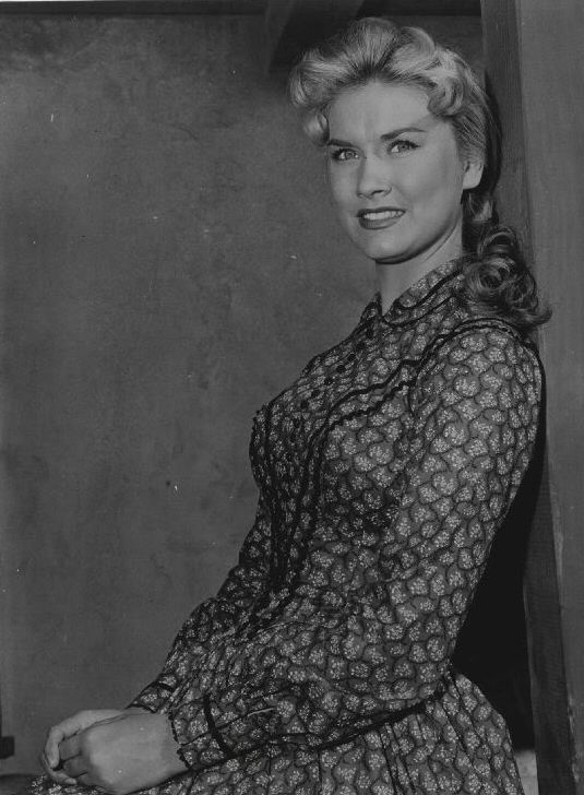 Arlene / Eurlyne Howell (Louisiana) Miss USA 1958 photo