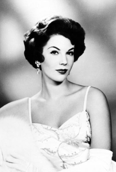 Terry Lynn Huntingdon (California) Miss USA 1959 photo