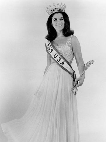 Cheryl Patton (Florida) Miss USA 1967 picture
