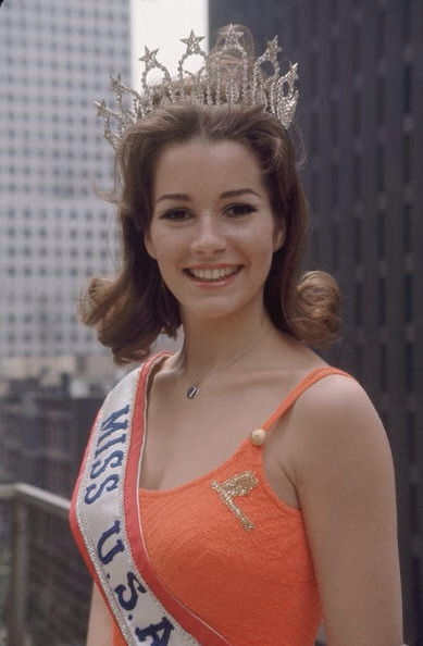 Dorothy Anstett (Washington) Miss USA 1968 picture