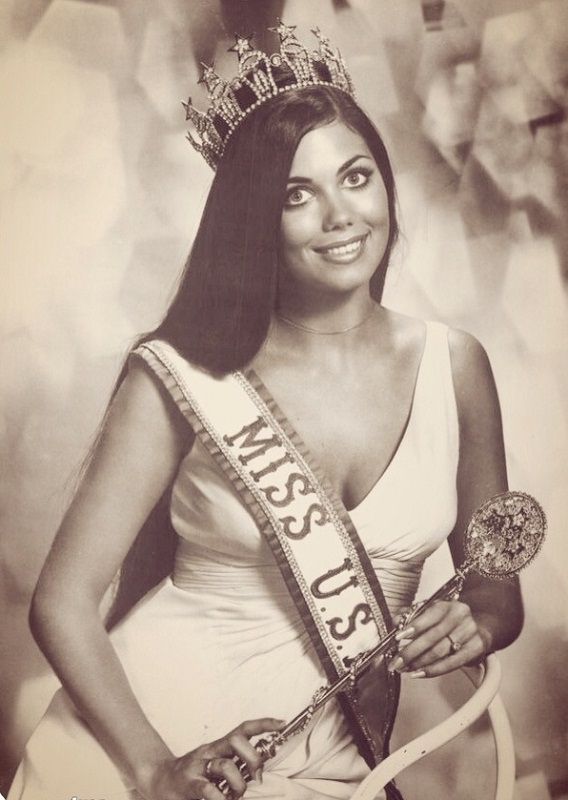 Debbie Shelton (Virginia) Miss USA 1970